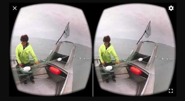 Alaska fishing virtual reality wild alaska seafood for Virtual reality fishing