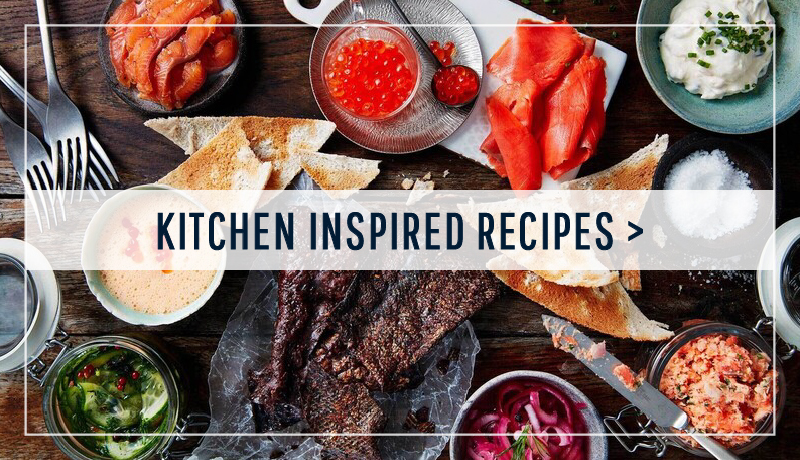 Kitchen Inspired Recipe Collection