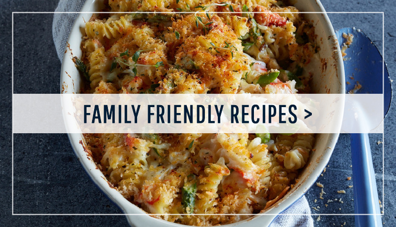 Family Friendly Recipe Collection