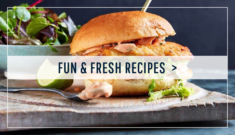 Fun and Fresh Recipe Collection
